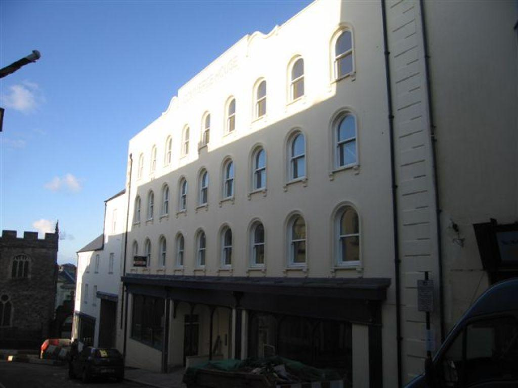 1 Bedroom Flat for sale in Commerce House, Market Street, Haverfordwest