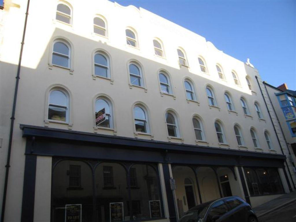 2 Bedrooms Flat for sale in Commerce House, Market Street, Haverfordwest