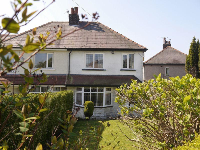 3 Bedrooms Semi Detached House for sale in Lingwood Avenue, Squire Lane, BD8 9PR
