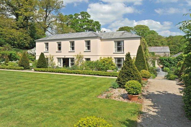 8 Bedrooms Detached House for sale in Lanhydrock, Bodmin, Cornwall, PL30