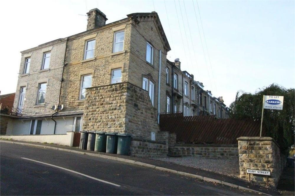 Ruby Street, BATLEY, West Yorkshire 2 Bed End Of Terrace