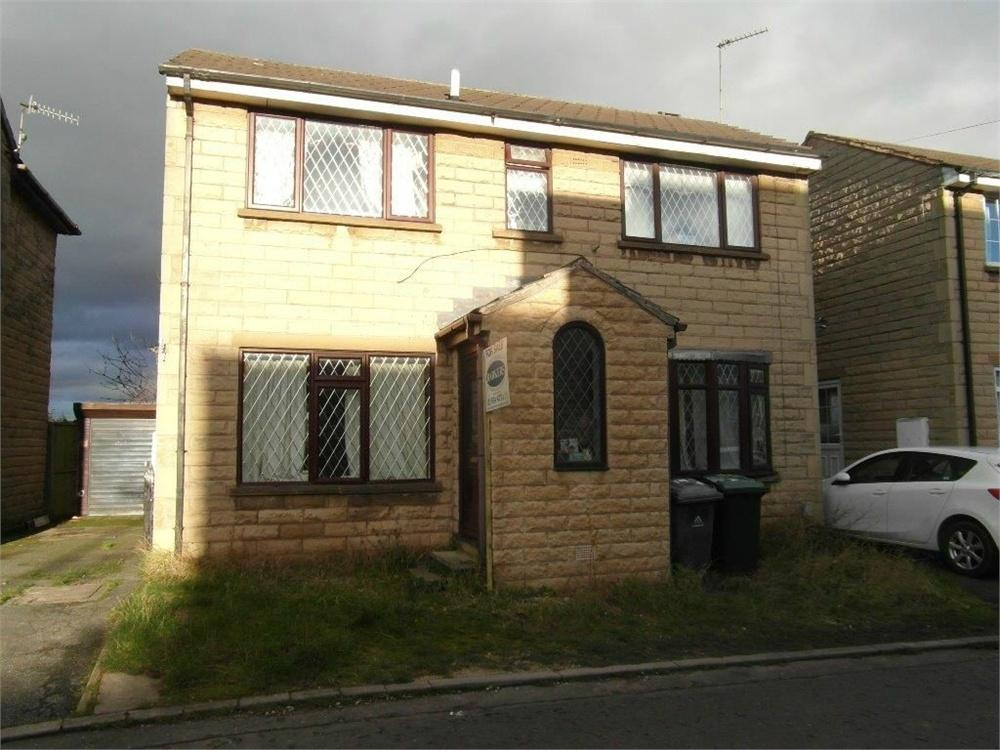 4 Bedrooms Detached House for sale in Rudding Drive, BATLEY, West Yorkshire