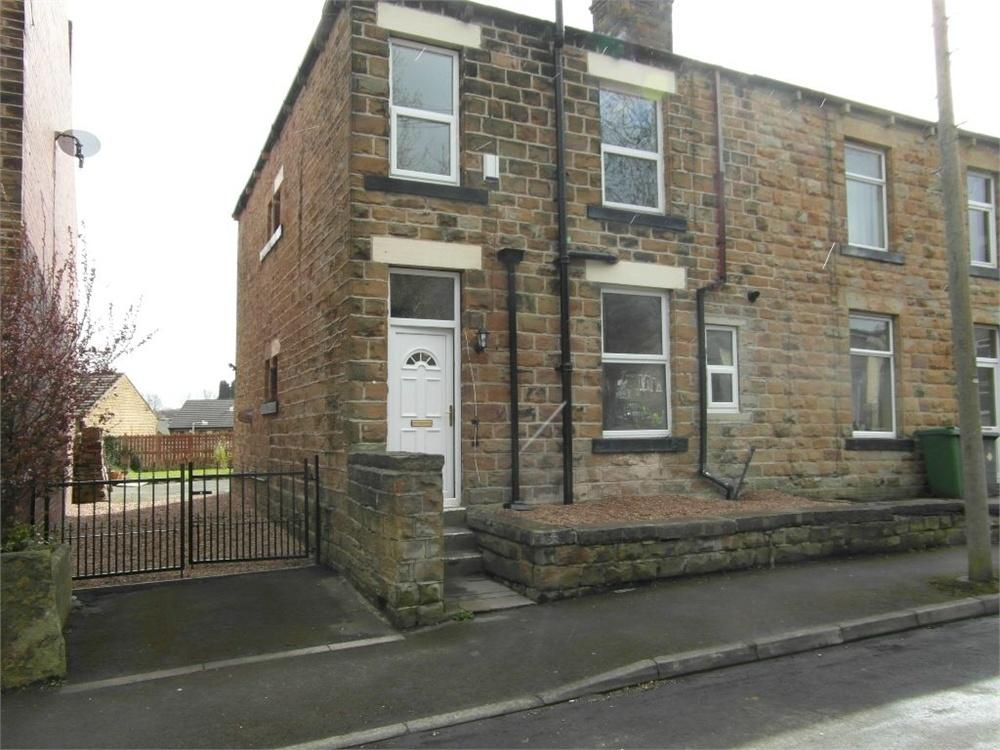 2 Bedrooms End Of Terrace House for sale in Pearl Street, BATLEY, West Yorkshire