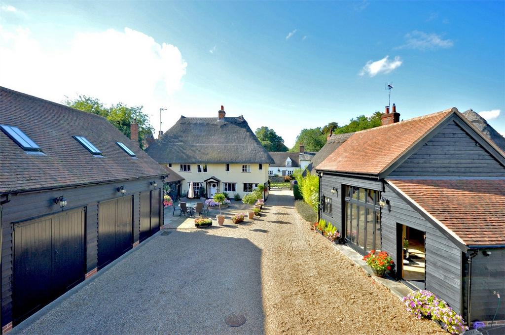6 Bedrooms Detached House for sale in The Wheelhouse, Middle Street, Clavering, Nr Saffron Walden
