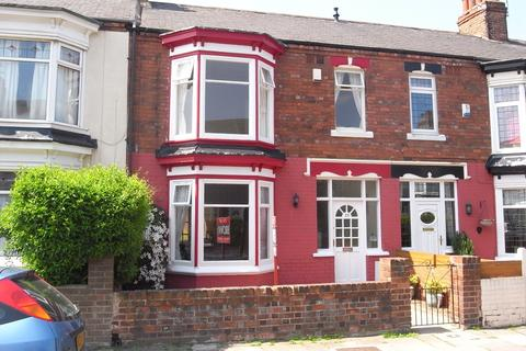 3 bedroom terraced house to rent - Eton Road, Stockton-On-Tees, TS18
