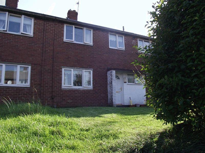 1 Bedroom Flat for sale in Tiverton Avenue, North Shields, One Bedroom Ground Floor Flat