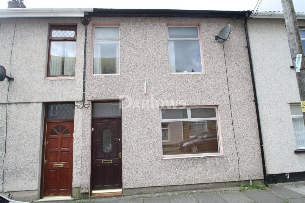 2 Bedrooms Terraced House for sale in King Street, Cwm, Ebbw Vale