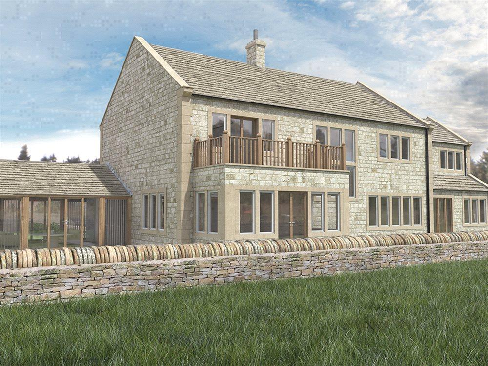 4 Bedrooms Residential Development Commercial for sale in The Paddocks, Farnley Tyas, Huddersfield, HD4