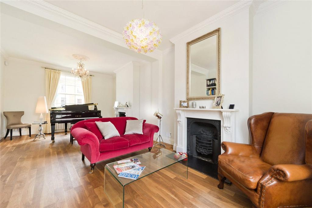 2 Bedrooms Terraced House for sale in Mortimer Road, De Beauvoir, London