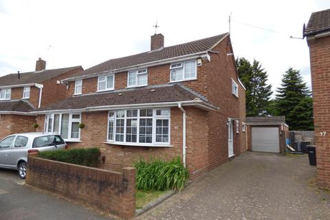 3 bedroom semi-detached house to rent - Blackthorn Drive, Luton, Bedfordshire, LU2 8EE