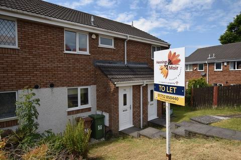 2 bedroom terraced house to rent - Westbury Close, Plymouth