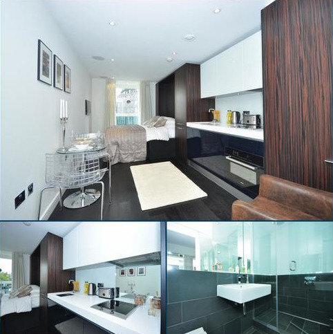 Studio to rent - Moore House, Grosvenor Waterside, Gatliff Road, Chelsea, London, SW1W