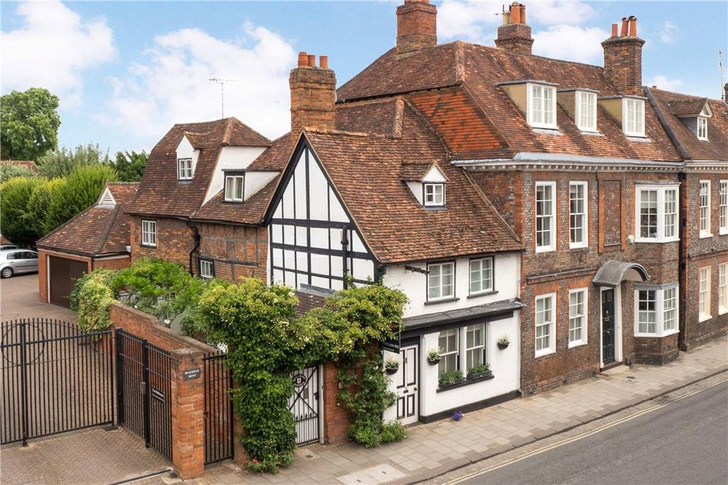 4 Bedrooms Semi Detached House for sale in 51 New Street, Henley-On-Thames, Oxfordshire, RG9