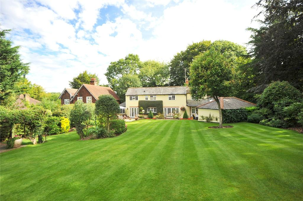 4 Bedrooms Detached House for sale in Beggar Hill, Fryerning, Ingatestone, Essex, CM4