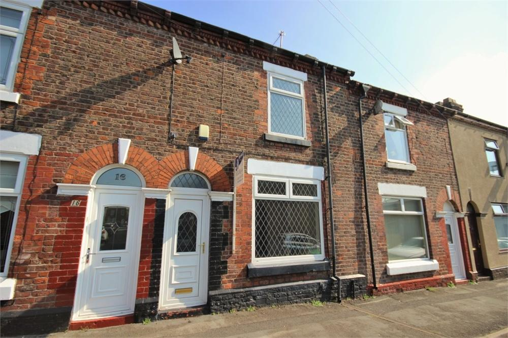 2 Bedrooms Terraced House for sale in Ross Street, WIDNES, Cheshire