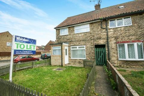 3 bedroom terraced house to rent - Bickleigh Grove, Longhill, Hull
