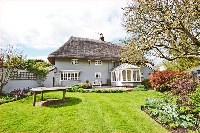 4 Bedrooms Detached House for sale in 28, Green End, Braughing, Green End, Braughing