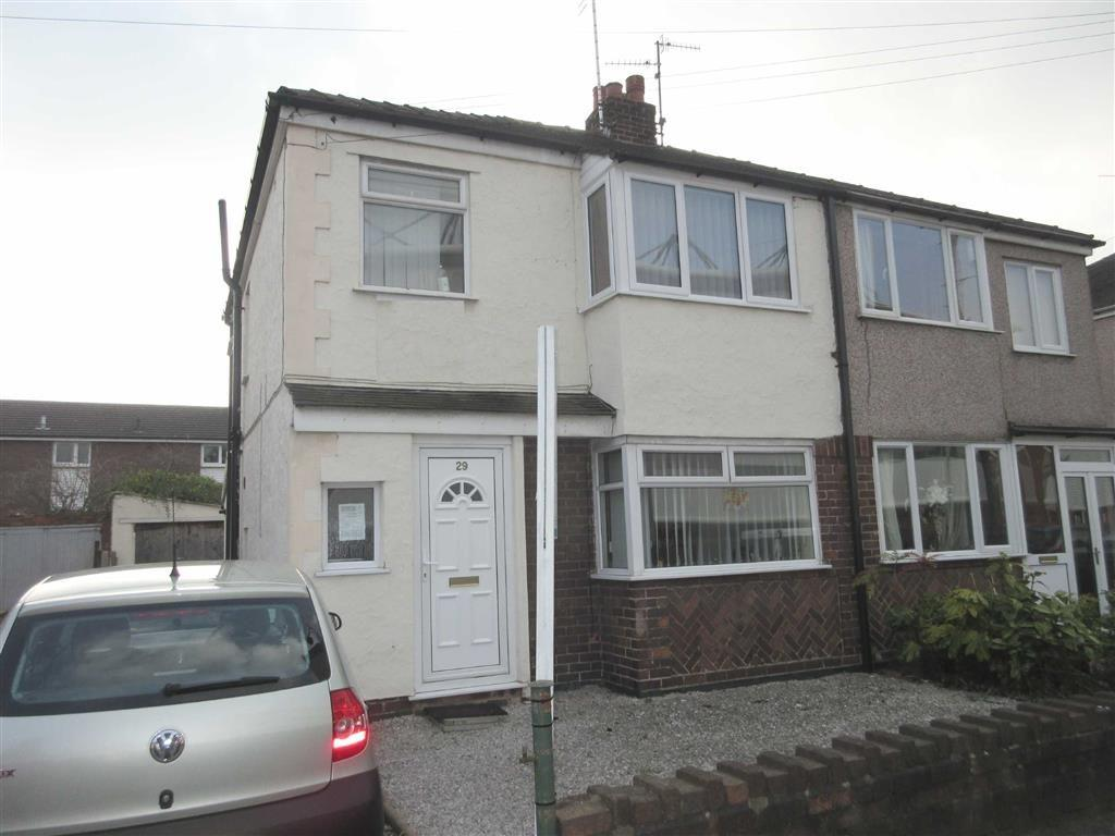 5 Bedrooms Semi Detached House for sale in Mold Road, Wrexham