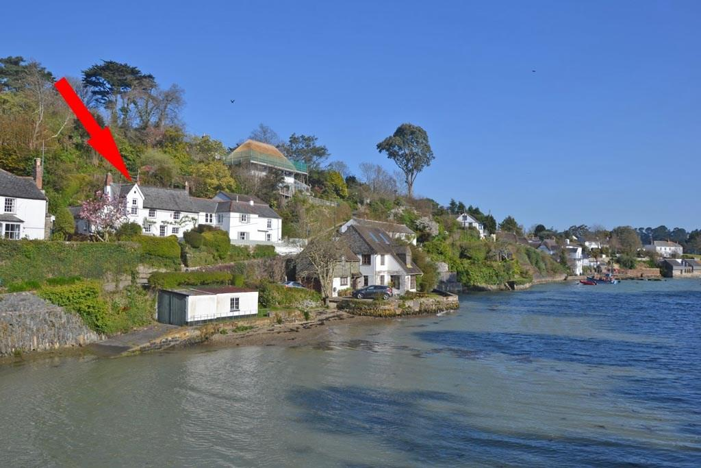 4 Bedrooms Semi Detached House for sale in Helford, South Cornwall, TR12