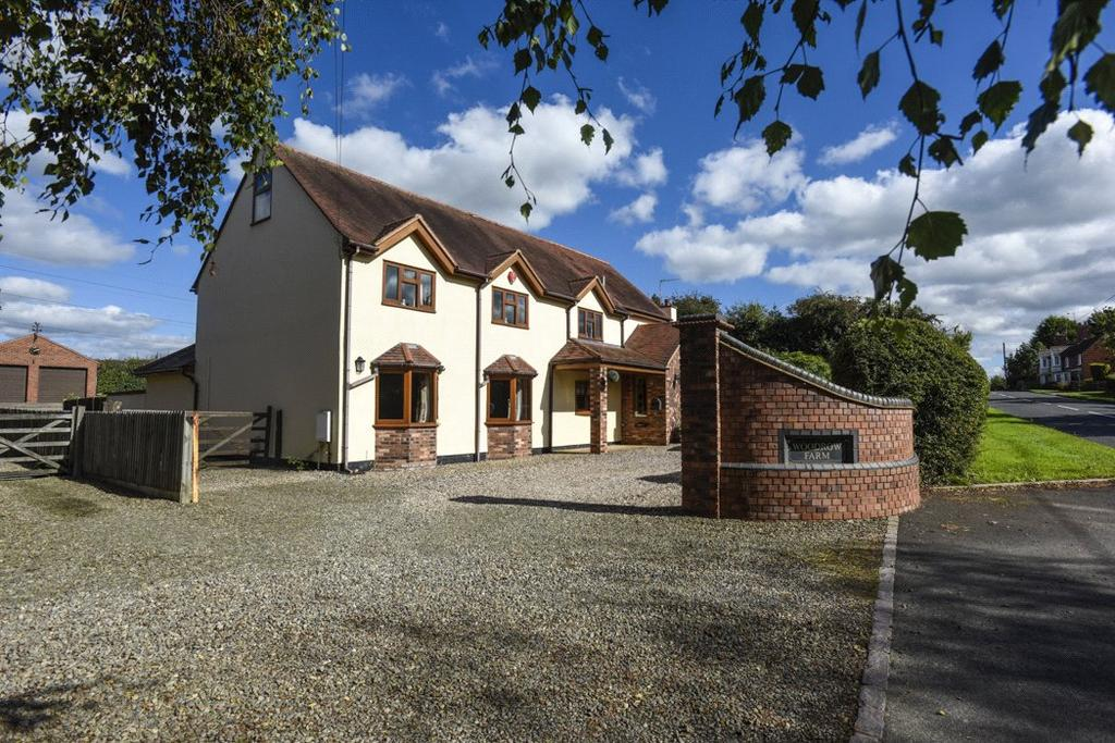 4 Bedrooms Detached House for sale in Chaddesley Corbett, Worcestershire