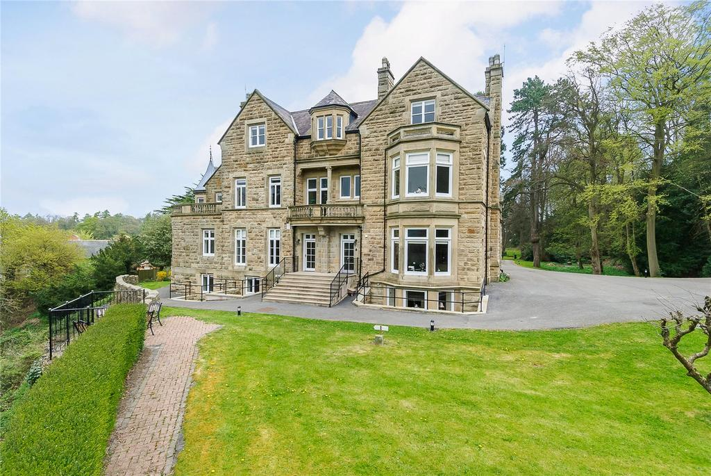 5 Bedrooms Detached House for sale in Argoed Hall, Gate Road, Froncysyllte, Llangollen, LL20