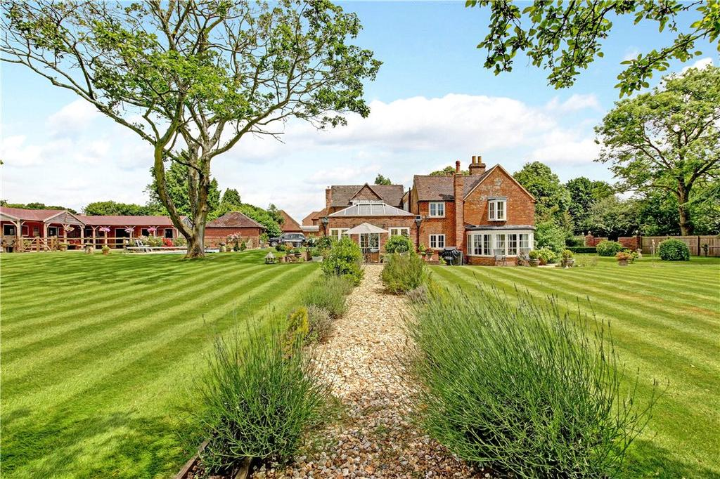 6 Bedrooms Detached House for sale in Enborne Street, Enborne, Newbury, Berkshire, RG20