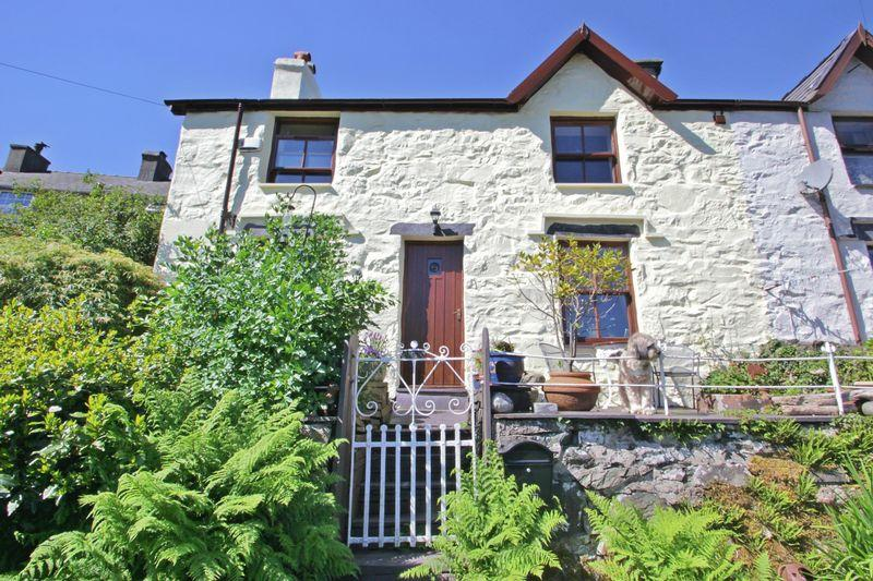 4 Bedrooms Semi Detached House for sale in Llanberis, Gwynedd