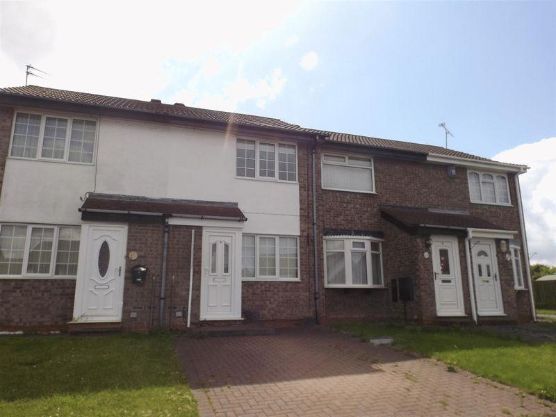 2 Bedrooms Terraced House for sale in Stirling Drive, Bedlington