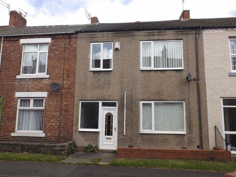 3 Bedrooms Terraced House for sale in Deanery Street, Bedlington