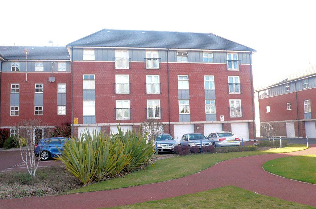1 Bedroom Apartment Flat for sale in Victoria Mansions, Off Newton Drive, Blackpool