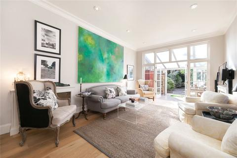 4 bedroom terraced house to rent - Blenheim Terrace, St John's Wood, London, NW8