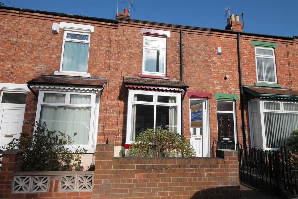 2 Bedrooms Terraced House for sale in Greenbank Road, Darlington