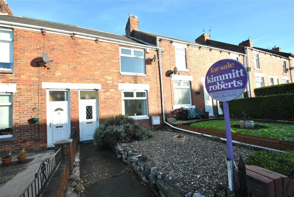 2 Bedrooms Terraced House for sale in Electric Crescent, Philadelphia, Houghton le Spring, DH4