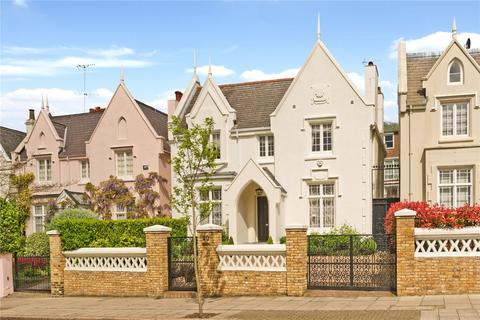 6 bedroom detached house to rent - Loudoun Road, London, NW8