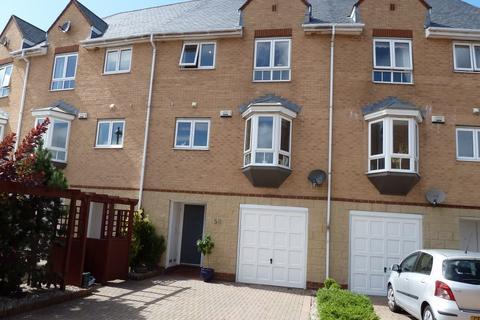 4 bedroom townhouse to rent - Chandlers Way, Penarth Marina