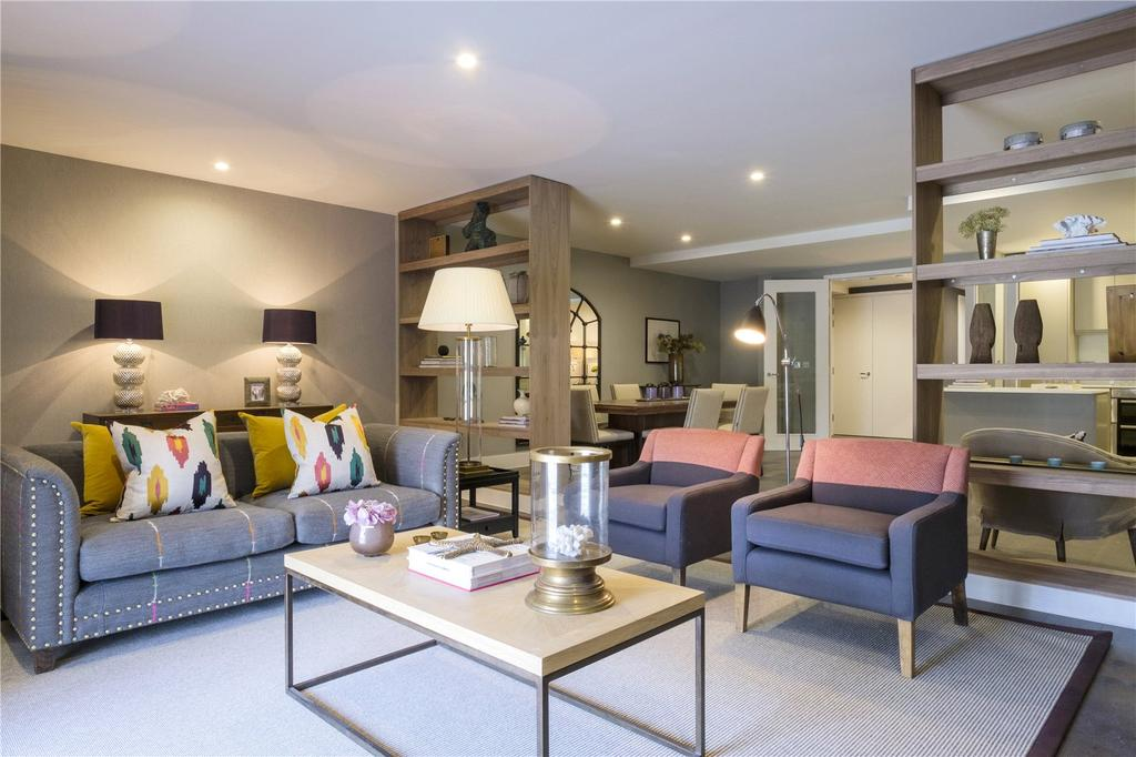 2 Bedrooms Flat for sale in Apartment 15, Cask Store, Finzels Reach, Bristol, BS1