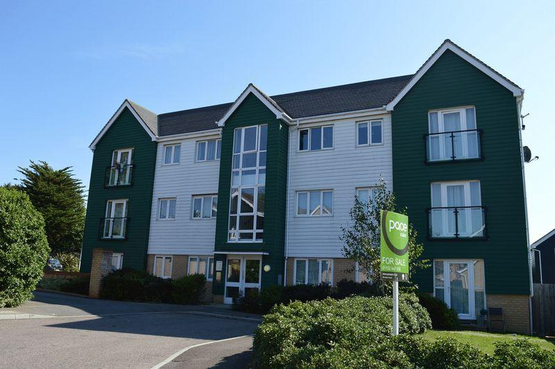 2 Bedrooms Apartment Flat for sale in Hera Close, Southend-On-Sea