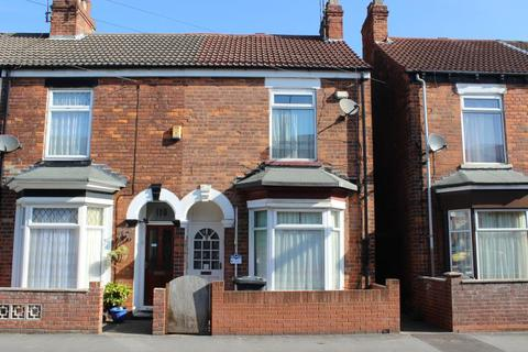 2 bedroom terraced house to rent - Thoresby Street, Hull, HU5