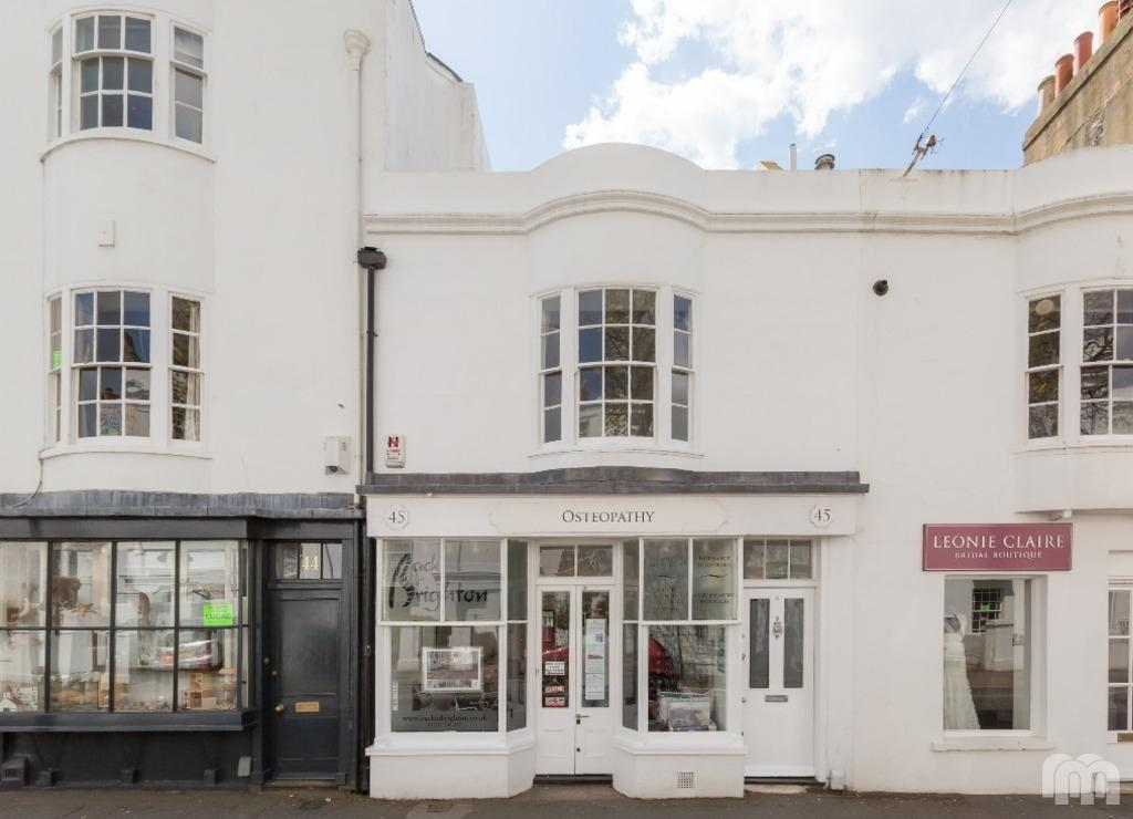 3 Bedrooms Terraced House for sale in Upper North Street Brighton East Sussex BN1
