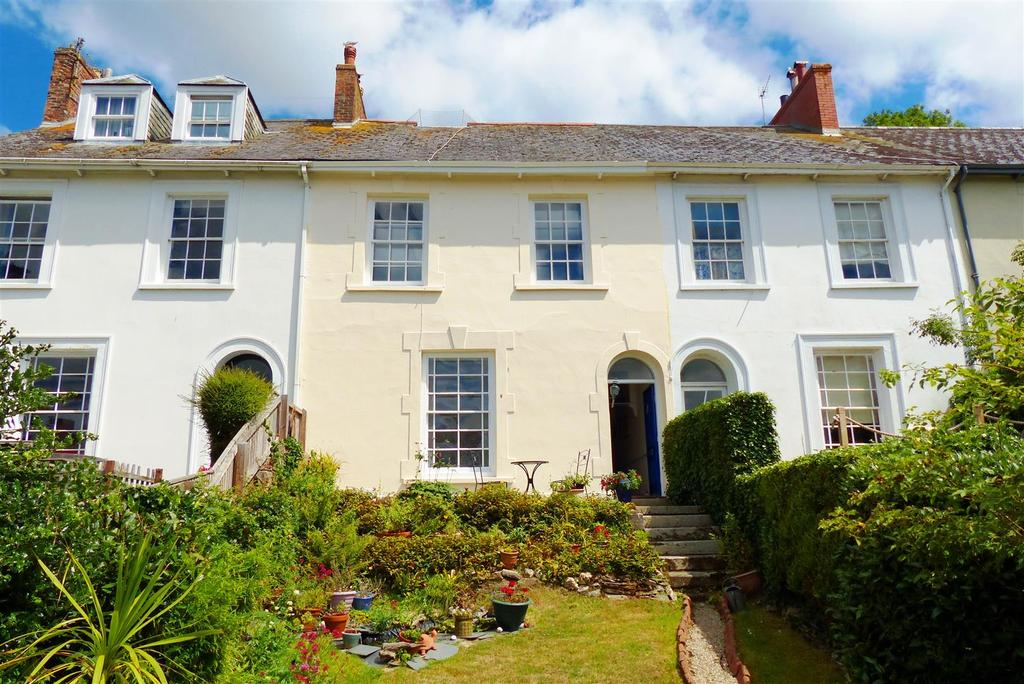 4 Bedrooms Terraced House for sale in The Parade, Truro