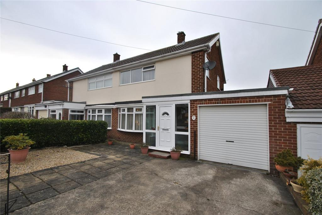 3 Bedrooms Semi Detached House for sale in Bailey Way, Hetton le Hole, Houghton le Spring, Tyne and Wear, DH5