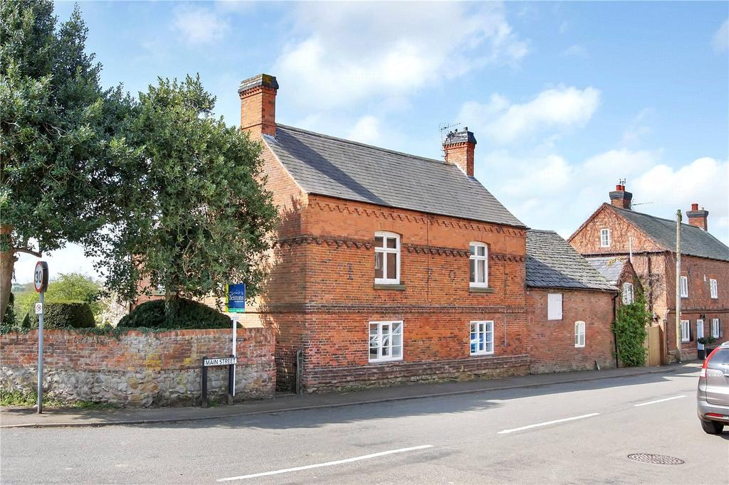 3 Bedrooms Unique Property for sale in Main Street, Barsby, Leicester