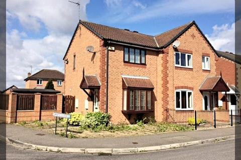 2 bedroom semi-detached house to rent - St Aidans Way, Lorenzo's Way, Southcoates Avenue, Hull, HU9 3HT
