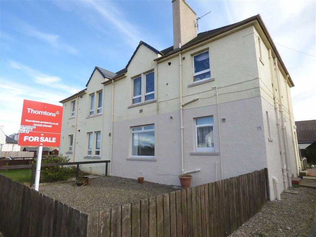 2 Bedrooms Flat for sale in Gourlay Crescent, St Monans, Fife