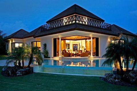 6 bedroom house  - Cappana Lussa, Ocean Club Estates, Paradise Island, Nassau
