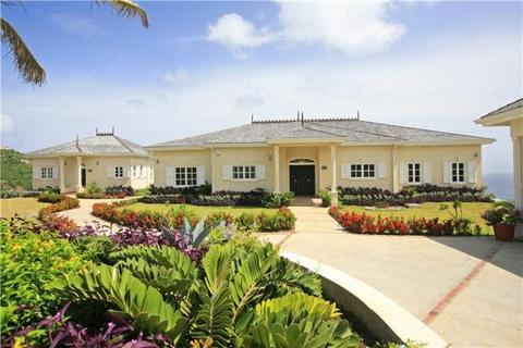 4 bedroom house  - Cayman Villa, Cap Estate, St. Lucia