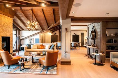 5 bedroom penthouse  - Six Senses Residence, Courchevel 1850, French Alps