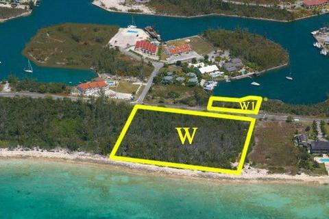 Plot  - Bell Channel Bay, Freeport, Grand Bahama