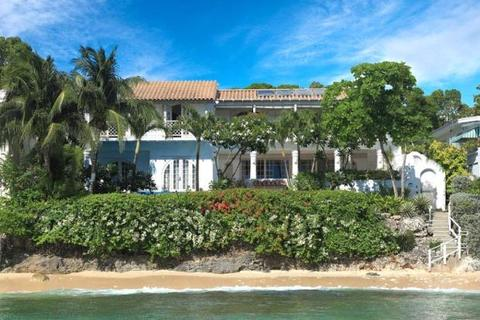6 bedroom house  - The Beach Hut, Prospect, St James, Barbados