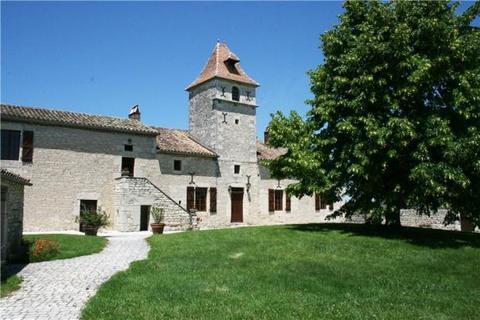 7 bedroom country house  - La Lecune, St Paul de Loubressac, Lot